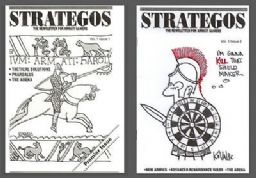 Strategos: Armati Gamers Newsletter Vol 1 Issues 1 & 2